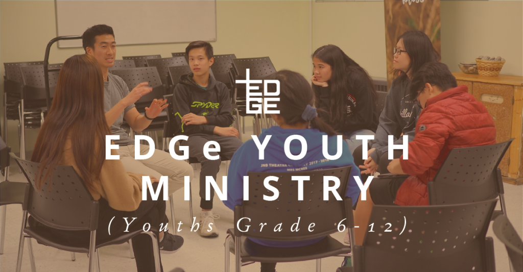 EDGe Youth</br>Ministry