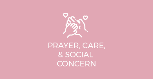 PCS Ministry (Prayer, Care, and Social Concern)