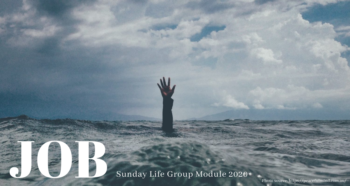 """Featured image for """"Sunday Life Group: The Book of Job"""""""